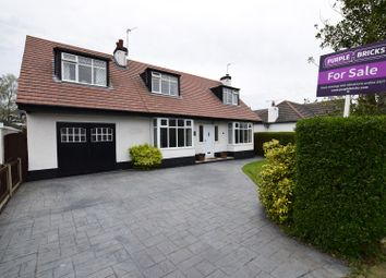 Thumbnail 3 bed detached house for sale in Mill Hill Road, Irby