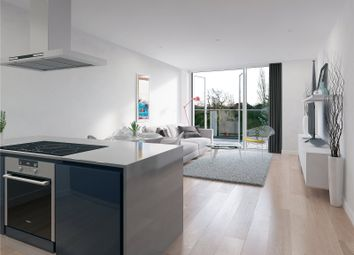 Thumbnail 2 bed flat for sale in Kew Bridge Road, Brentford