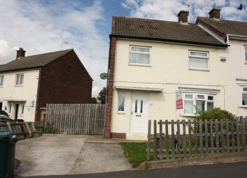 Thumbnail 3 bedroom semi-detached house to rent in Kielder Road, Newcastle Upon Tyne