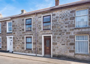 Thumbnail 2 bed cottage for sale in Carnarthen Street, Camborne