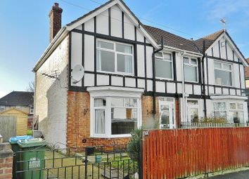 Thumbnail 3 bed semi-detached house to rent in Claremont Road, Regents Park, Southampton, Hampshire