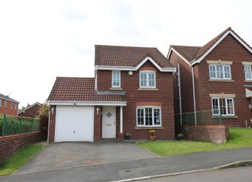 Thumbnail 3 bed detached house for sale in Emerald Way, Milton, Stoke-On-Trent