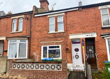 Thumbnail 2 bedroom terraced house for sale in Warren Avenue, Shirley, Southampton