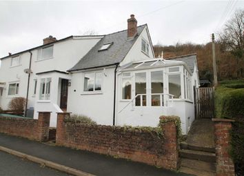 Thumbnail 2 bed semi-detached house for sale in Bro Vyrnwy, Dolanog, Welshpool