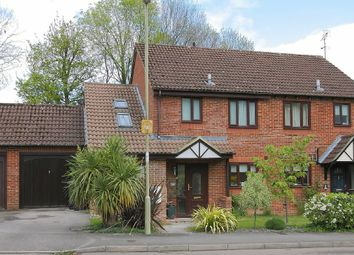Thumbnail 4 bed semi-detached house for sale in Shaw Close, Andover