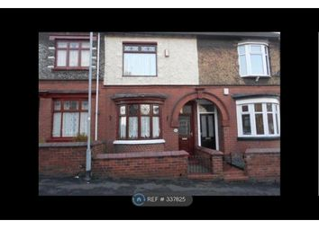 Thumbnail 2 bed terraced house to rent in Chorlton Road, Stoke-On-Trent