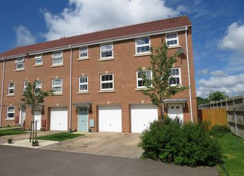 Thumbnail 4 bed town house for sale in Blenheim Road, Leighton Buzzard