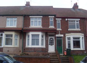 Thumbnail 2 bedroom terraced house to rent in Vinecote Road, Longford, Coventry