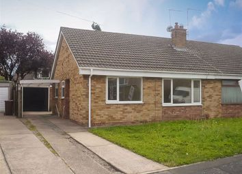 Thumbnail 2 bed bungalow to rent in Stanbury Road, Hull