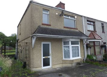 Thumbnail 3 bedroom semi-detached house for sale in Pentregethin Road, Gendros, Swansea, West Glamorgan