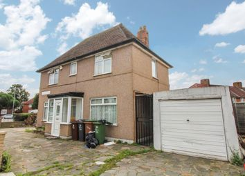 Thumbnail 4 bed end terrace house to rent in Fitzstephen Road, Dagenham, Becontree, Upney, London