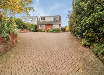 Thumbnail 4 bed detached bungalow for sale in St. Leonards Road, Nazeing, Waltham Abbey