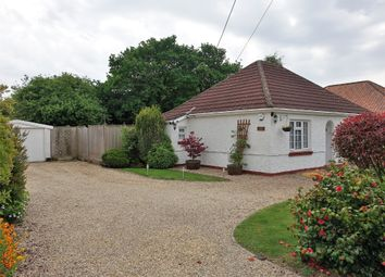 Thumbnail 3 bed detached bungalow for sale in Larch Avenue, Holbury, Southampton