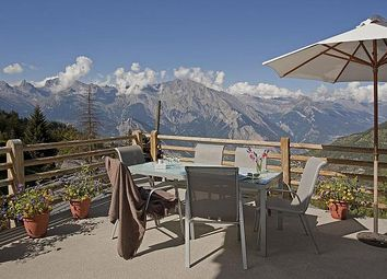 Thumbnail 5 bed property for sale in Chalet Martini, La Tzoumaz, Valais, Switzerland