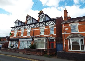 Thumbnail 2 bedroom flat to rent in Ombersley Road, Worcester