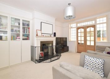 Thumbnail 3 bed semi-detached house for sale in Firgrove Crescent, Portsmouth, Hampshire
