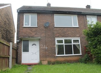 Thumbnail 3 bed semi-detached house to rent in Hardie Close, Maltby, Rotherham