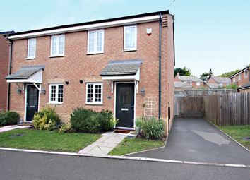 Thumbnail 2 bed semi-detached house for sale in St. Laurence Close, Meriden, Coventry