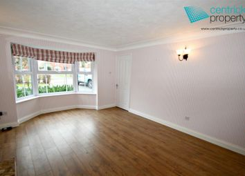 Thumbnail 4 bed detached house to rent in Chelveston Crescent, Solihull
