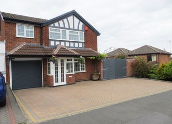 Thumbnail 4 bed detached house for sale in Cumberland Drive, Nuneaton