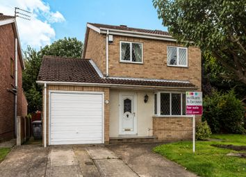 Thumbnail 3 bed detached house for sale in Burntwood Close, Thurnscoe, Rotherham