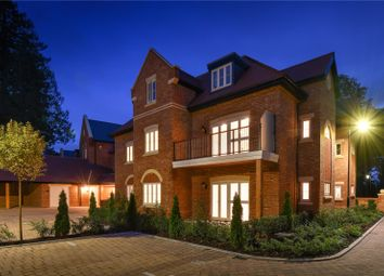 Thumbnail 3 bed flat for sale in Brompton Gardens, London Road, Ascot, Berkshire