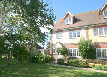 Thumbnail 4 bed semi-detached house to rent in Bramley Way, Angmering, Littlehampton