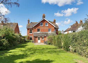 Thumbnail 4 bed semi-detached house for sale in Station Road, Staplehurst, Kent