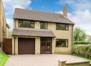 Thumbnail 4 bed detached house for sale in Main Street, Great Addington, Kettering