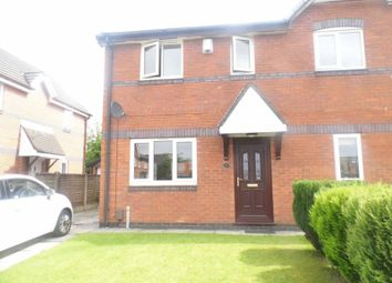 Thumbnail 3 bedroom semi-detached house to rent in Kerans Drive, Westhoughton, Bolton
