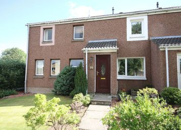 Thumbnail 2 bed terraced house for sale in Burghmuir Court, Linlithgow
