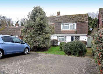 Thumbnail 3 bed semi-detached house for sale in Bannister Road, Penenden Heath, Maidstone