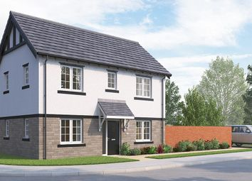 "Thumbnail 3 bedroom detached house for sale in ""The Dalton"" at Greenhill Road, Coalville"