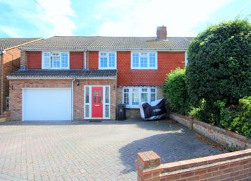 Thumbnail 4 bed semi-detached house for sale in Milton Road, Maldon