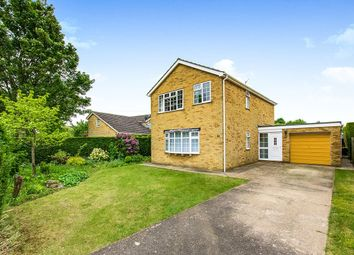 Thumbnail 4 bed detached house for sale in Fairleas, Branston, Lincoln