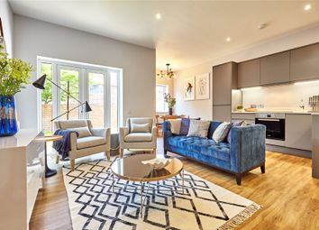 Thumbnail 2 bed maisonette for sale in Frimley Road, Camberley, Surrey
