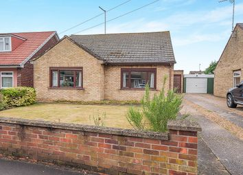 Thumbnail 3 bedroom detached bungalow for sale in Gunthorpe Road, Gunthorpe, Peterborough