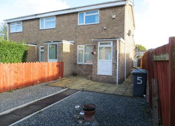 Thumbnail 2 bed semi-detached house to rent in Osprey Close, Downfield Avenue, Hull