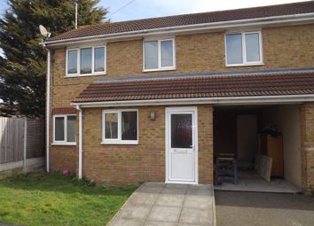 Thumbnail 2 bedroom semi-detached house to rent in St. Andrews Close, Shoeburyness