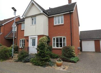 Thumbnail 4 bed detached house for sale in Ruskin Place, Downham Market