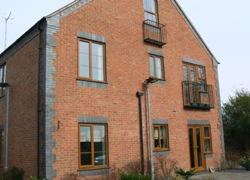 Thumbnail 1 bed flat for sale in 6 The Courtyard, Burslem, Stoke-On-Trent