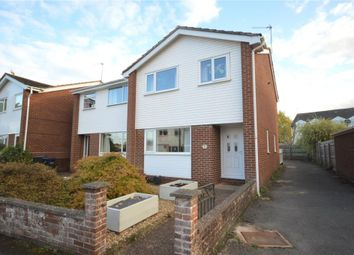 3 bed semi-detached house for sale in Brookfield Gardens, Exeter, Devon EX2