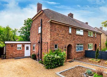 Thumbnail 3 bed semi-detached house for sale in Green Leys, St. Ives, Huntingdon