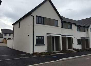 Thumbnail 3 bed end terrace house for sale in Killerton Lane, Saltram Meadow, Plymouth