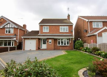 Thumbnail 4 bed detached house for sale in Aspen Close, Tuxford, Newark