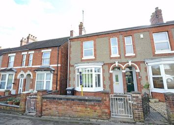 Thumbnail 2 bed semi-detached house to rent in Main Road, Wilby, Wellingborough