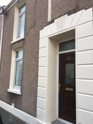Thumbnail 2 bed terraced house to rent in Glanmor Place, Llanelli