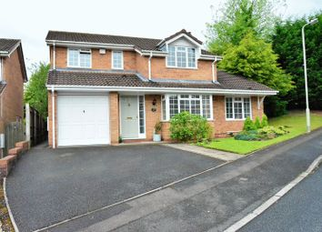 Thumbnail 4 bed property for sale in Swanmere, Newport
