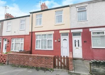 Thumbnail 3 bed terraced house for sale in Oldfield Road, Ellesmere Port, Cheshire