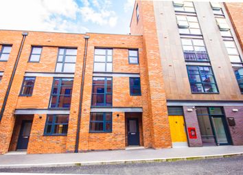 Thumbnail 3 bed town house for sale in Tenby Street South, Jewellery Quarter
